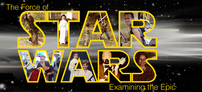 'The Force of Star Wars: Examining the Epic' — Introducing an Online Course