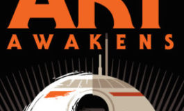 Did You Enter the 'Star Wars: The Force Awakens Fan Art Contest?' Deadline is October 11!