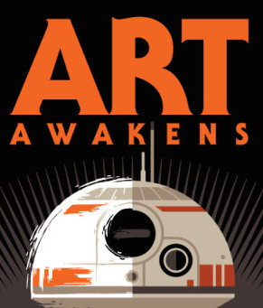Lucasfilm and HP Want You to Get Creative with 'Art Awakens' Program