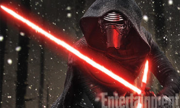Entertainment Weekly Covers 'Star Wars: The Force Awakens' in Their Latest Issue -- *UPDATED*