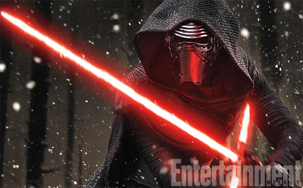 Entertainment Weekly Covers 'Star Wars: The Force Awakens' in Their Latest Issue — *UPDATED*