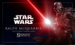 Ralph McQuarrie Star Wars Concept Artist Series -- Inside Look from Sideshow Collectibles [Video]