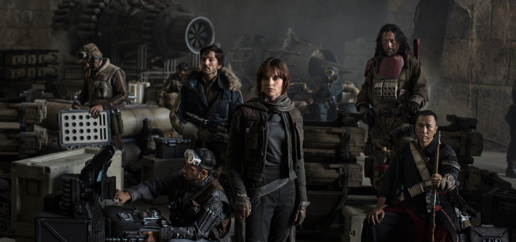 Rogue One: A Star Wars Story Heads to Netflix in July