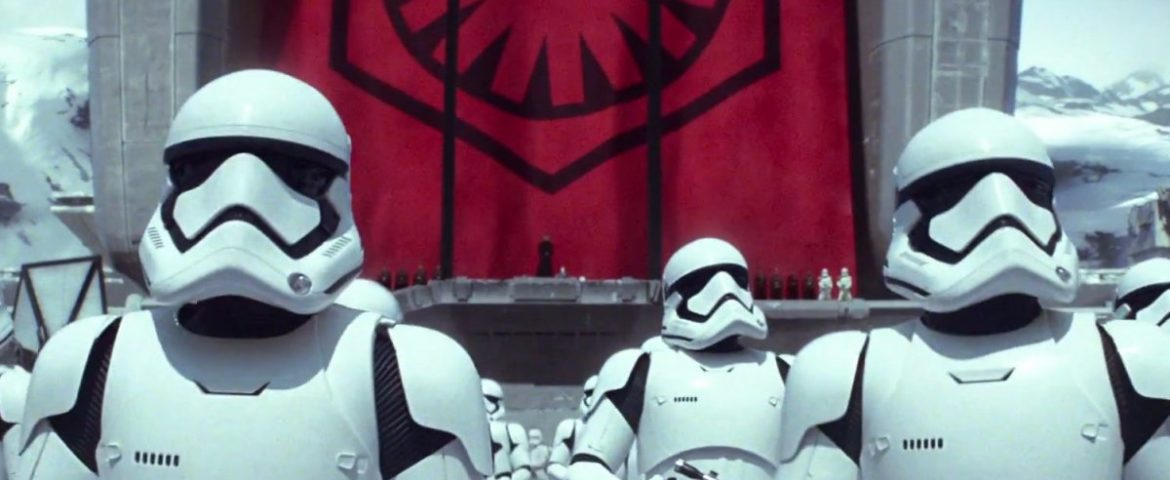 'Star Wars: The Force Awakens' Korean Teaser Features New Look at the First Order