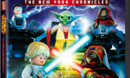 Lego Star Wars: The New Yoda Chronicles Available on DVD Today!