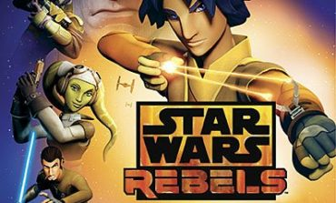 Star Wars Rebels Season 1 Blu-ray DVD Review