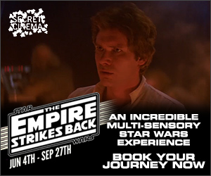 Last Chance to See! – SECRET CINEMA Presents STAR WARS: THE EMPIRE STRIKES BACK