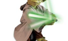 Spin Master Launches Legendary Yoda, Air Hogs Star Wars Millennium Falcon, and X-Wing