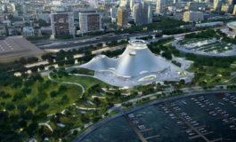 New Artist Renderings Showcase Lucas Museum Redesign