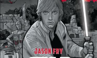 Star Wars Book Review -- The Weapon of a Jedi: A Luke Skywalker Adventure