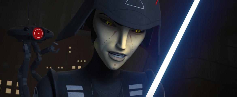 Sarah Michelle Gellar Makes Her 'Star Wars Rebels' Debut Next Week!