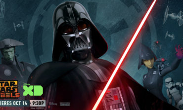 New Star Wars Rebels Trailer! *UPDATED* With an All-New Clip!