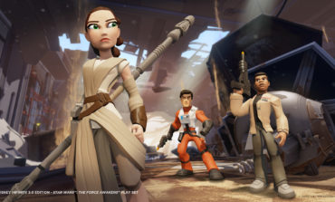 Details and Characters Revealed for Disney Infinity 3.0 Edition's 'Star Wars: The Force Awakens' Play Set