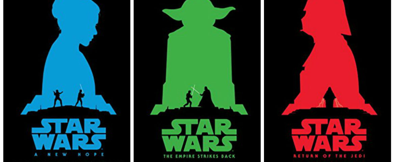 Audiobook Reviews: Retellings of the Original Star Wars Trilogy