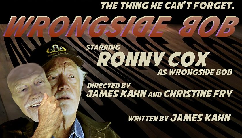 Help Support Star Wars Author James Kahn's Indiegogo for His Film 'Wrongside Bob'