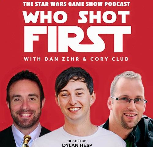 CWK Co-hosts Dan Z and Cory Battle on the 'Who Shot First' Podcast