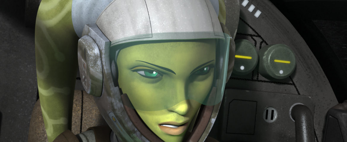 Go Behind-the-Scenes with Star Wars Rebels: Rebels Recon #2.06