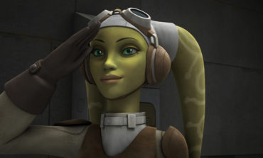 """Hera Takes Center Stage In All New Episode of """"Star Wars Rebels"""""""