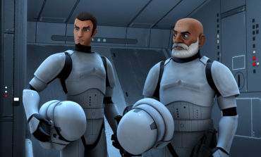 """Star Wars Rebels: Previews and All-New Images for """"Stealth Strike"""""""