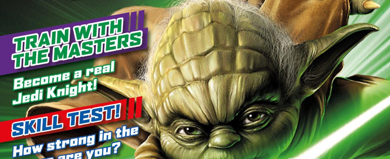 Star Wars Jedi Master Magazine Review