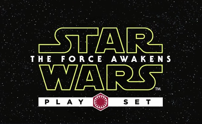 Disney Infinity: FIRST Gameplay Trailer for 'The Force Awakens' Play Set!