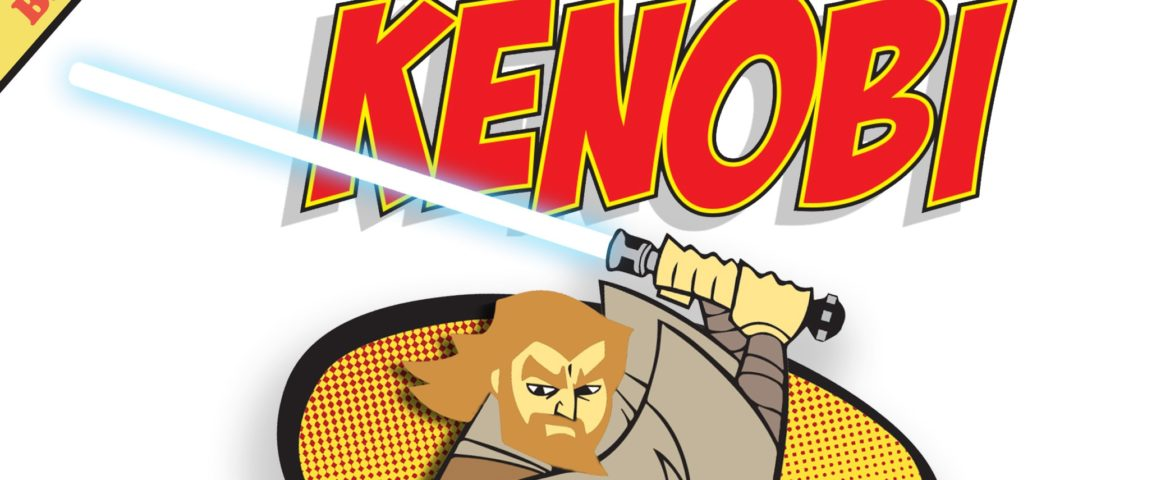 Comics With Kenobi #55