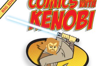 Comics With Kenobi #12