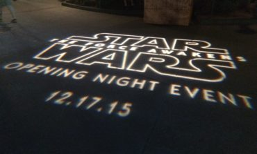 A Day In The Life - Star Wars: The Force Awakens Opening Night Event at Walt Disney World