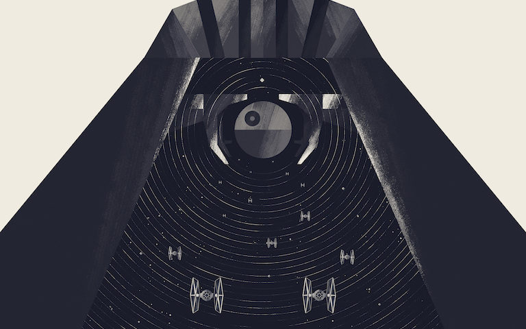 Star Wars Tribute Art Exhibition at Gallery Nucleus