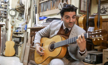 """GQ: Oscar Isaac Covers Bill Murray's """"STAR WARS"""" Theme Song, CRUSHES IT!"""