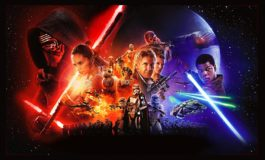 'Star Wars: The Force Awakens' Animated Poster from Hasbro