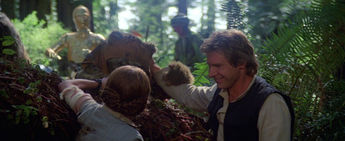 The Latest 'Studying Skywalkers' by CWK's Dan Z Looks at 'Return of the Jedi'