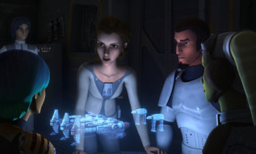 "Go Behind-the-Scenes with Star Wars Rebels: Rebels Recon for ""A Princess on Lothal"""