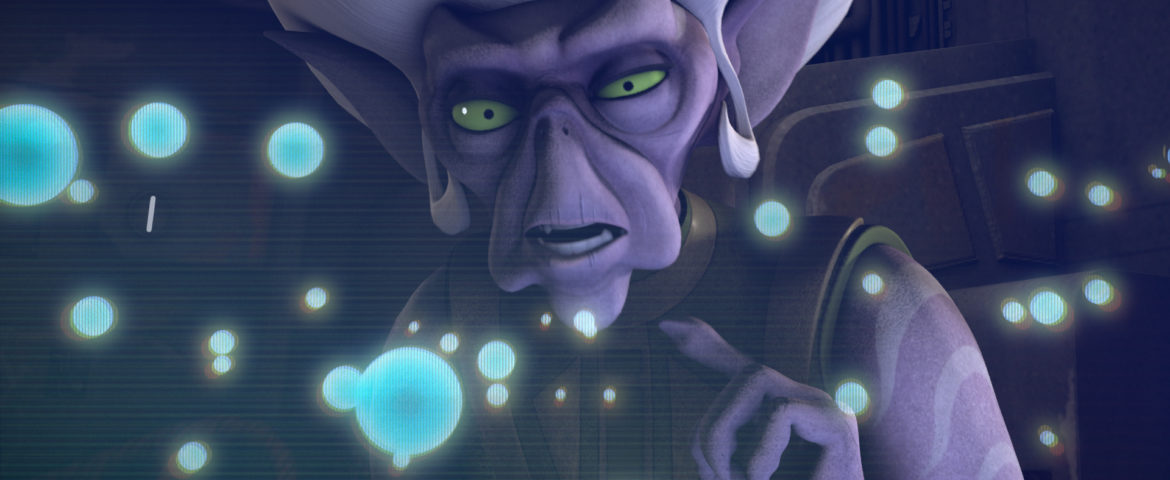 """Go Behind-the-Scenes with Star Wars Rebels: Rebels Recon for """"Legends of the Lasat"""""""