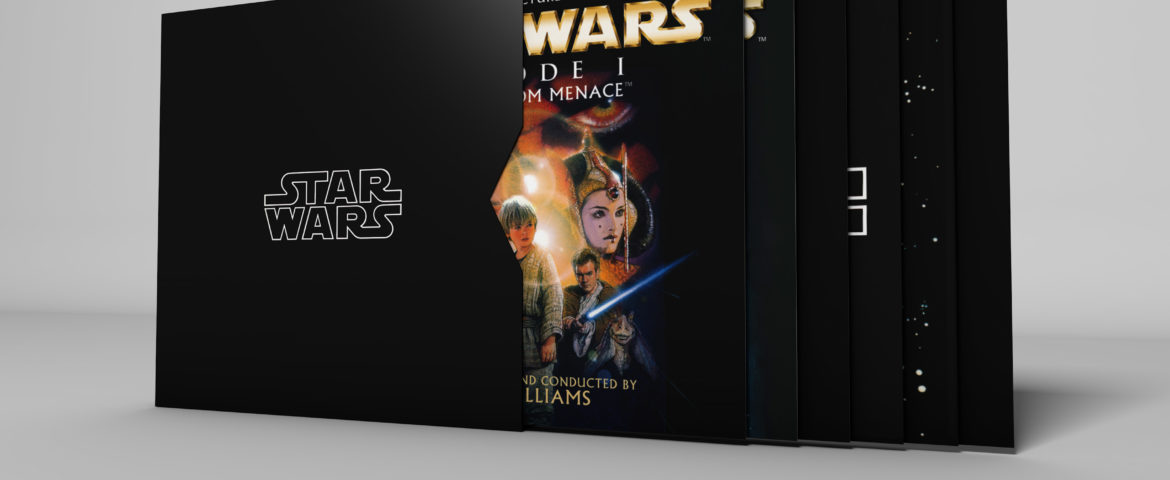 Star Wars: The Ultimate Vinyl Collection — Now Available!