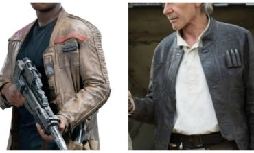 'Star Wars: The Force Awakens' Finn and Han Solo Jackets from Hexder!
