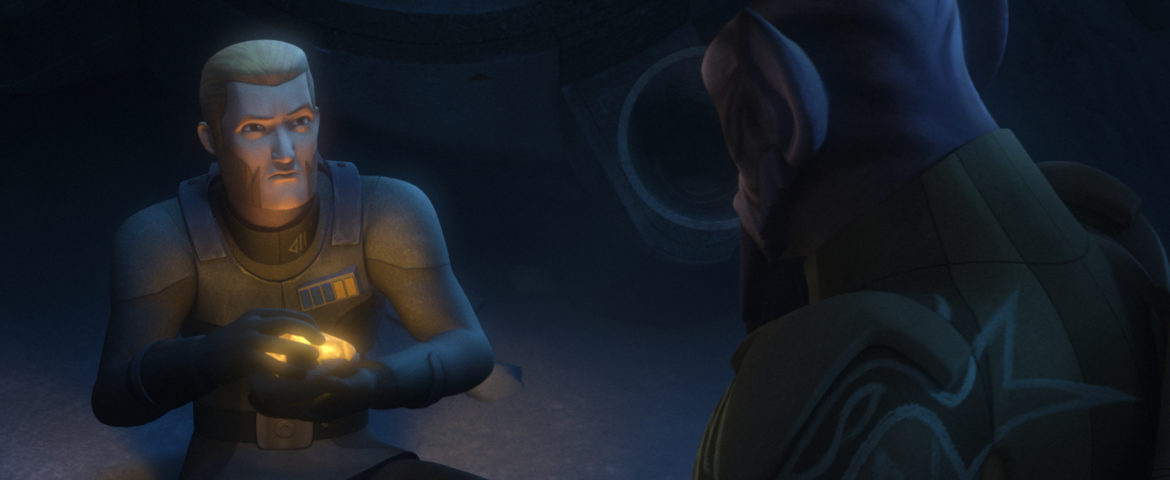 """STAR WARS REBELS """"The Honorable Ones"""" – New Images and Clip!"""