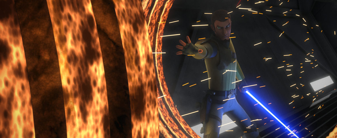 """Star Wars Rebels """"Homecoming"""" – New Images and Clip Available"""