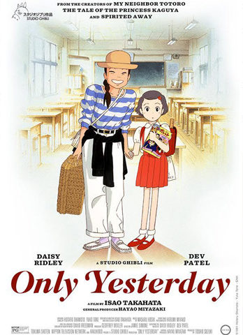 Celebrate Studio Ghibli's 'Only Yesterday' — Featuring Daisy Ridley and Ashley Eckstein — with Her Universe and Hot Topic!