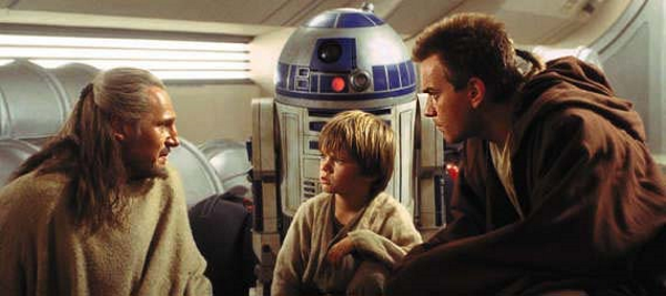Obi-Wan's Decision to Train the Chosen One