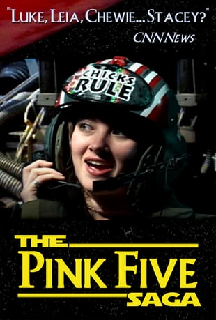 The Complete 'Pink Five Saga' is Now Available to Watch Online!