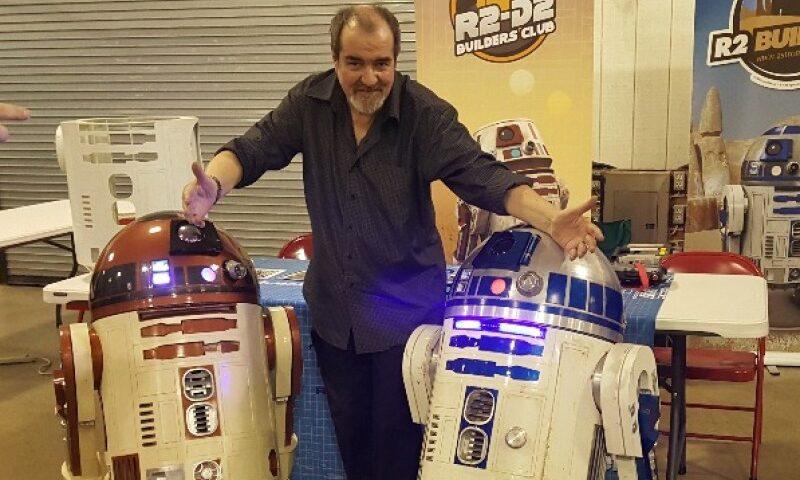 GoFundMe Campaign: Funeral Arrangements for Tony Dyson, Creator of R2-D2