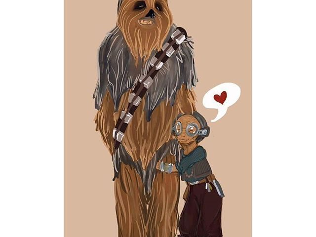 Now Shipping: Your Favorite Star Wars Pairings