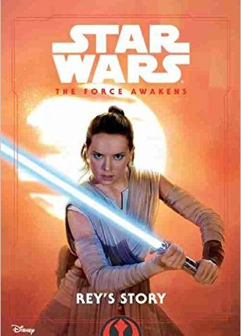 Book Review: Rey's Story