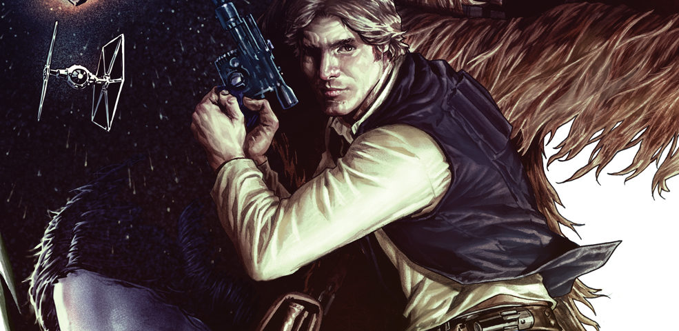 STAR WARS: HAN SOLO #1 Punches it Into Hyperspace This June!