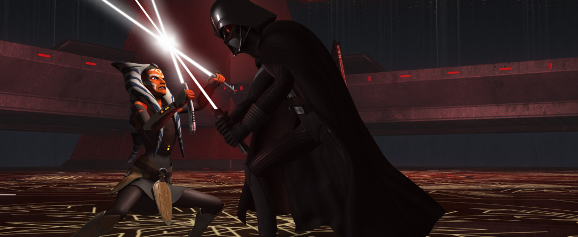 Star Wars Rebels – One-Hour Season Two Finale – TONIGHT!