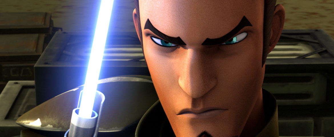 The Growth of Kanan Jarrus — A Guest Blog by Mike DeRose