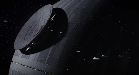 Exclusive 'Rogue One' Footage to Air During Disney Holiday Special