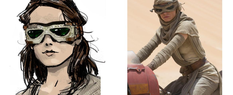 New 'Star Wars: The Force Awakens' Bonus on iTunes — 'Dressing the Galaxy'