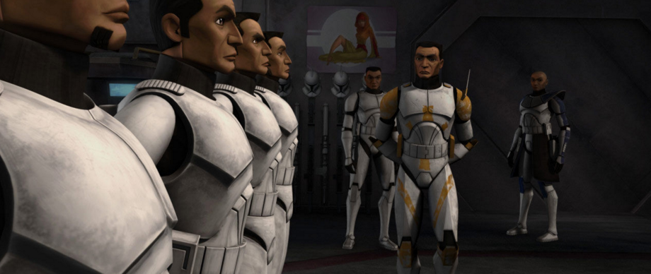 """Coffee and The Clone Wars 2: """"The Hidden Enemy"""" (1:16)"""